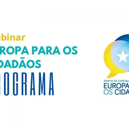 Webinar Europe for Citizens