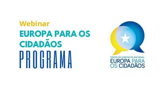 Webinar Europe for Citizens