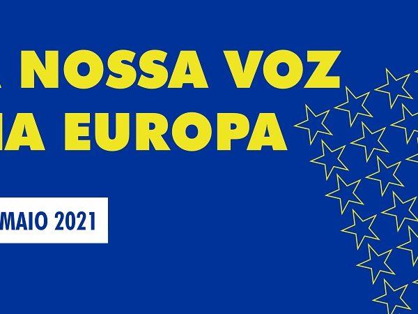 """Our Voice in Europe"", Arouca"