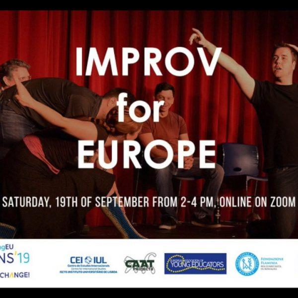 Online workshop – Improve 4 Europe, The Netherlands